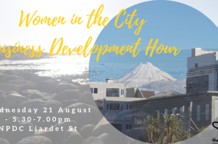 Women in the City – Business Development Hour