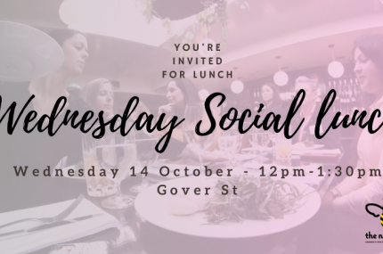 Wednesday Social Lunch