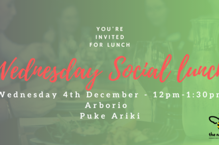 December Midweek Social Lunch