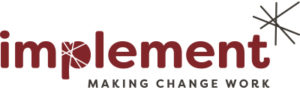 Implement - Making Change Work