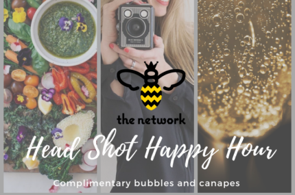 Honey from the Hive – Head Shot Happy Hour