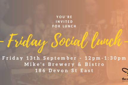 Friday Social Lunch